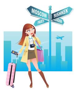 Понаехала! - Москвичка в Бишкеке