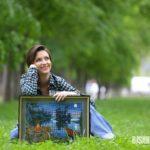 Журнал Бишкекчанка (май 2016). Интервью с Марией Джалая