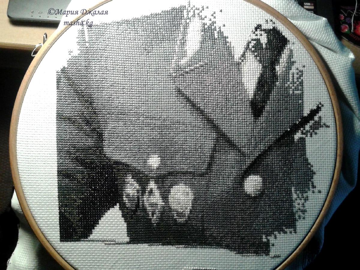 Вышивка по фото
