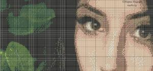 Создание схемы для вышивки по фото