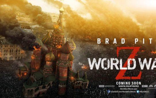 Мировая война Z. Макс Брукс