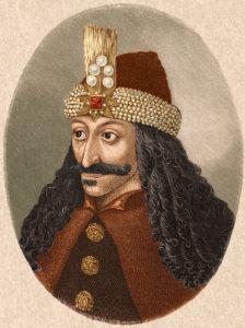 """Влад III Цепеш, известный как Влад Дракула — князь Валахии в 1448-м, 1456-1462 гг. и 1476-м. Прототип заглавного персонажа в романе Брэма Стокера """"Дракула"""""""