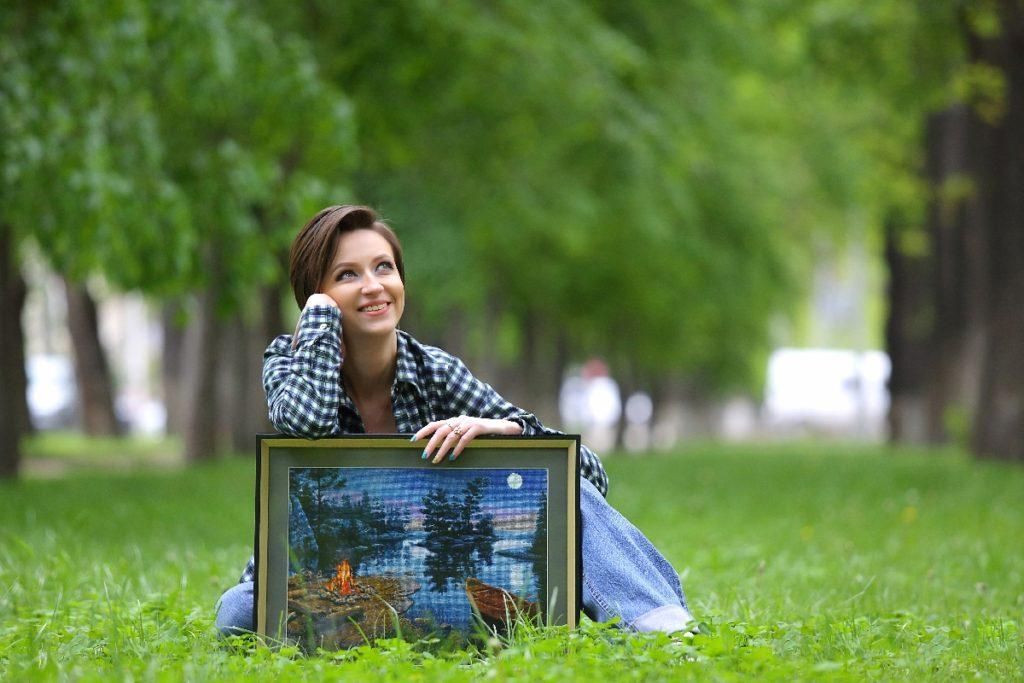 Мария Джалая. Москвичка в Бишкеке